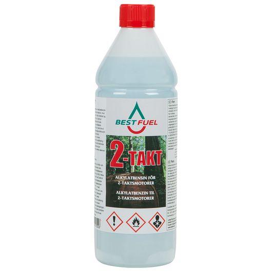 Miljøbenzin 2-takt 1 liter