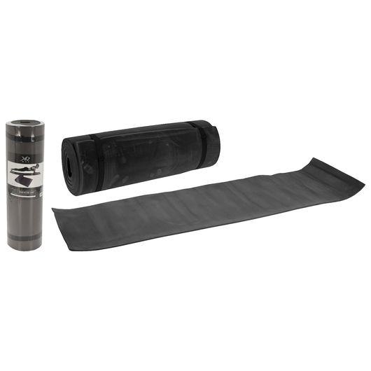 XQMAX yogamåtte sort - 10 mm