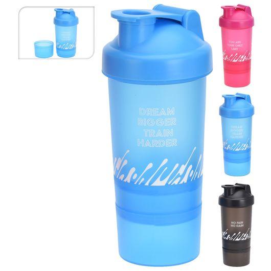 XQMAX drikkedunk 500 ml - assorterede farver