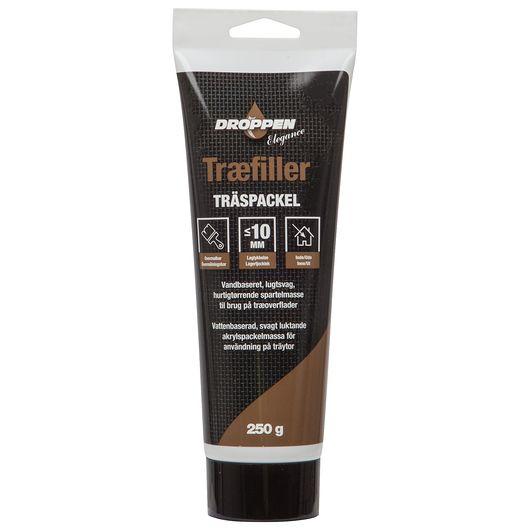 Træfiller brun 250 g