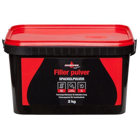 Filler pulver inde 2 kg