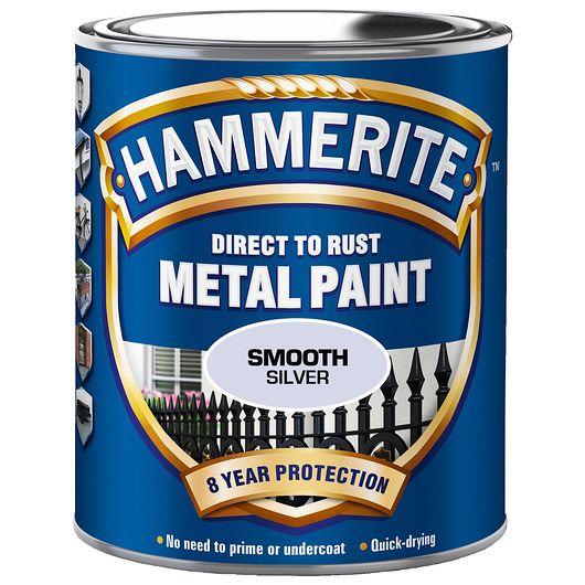 Hammerite 750 ml sølv