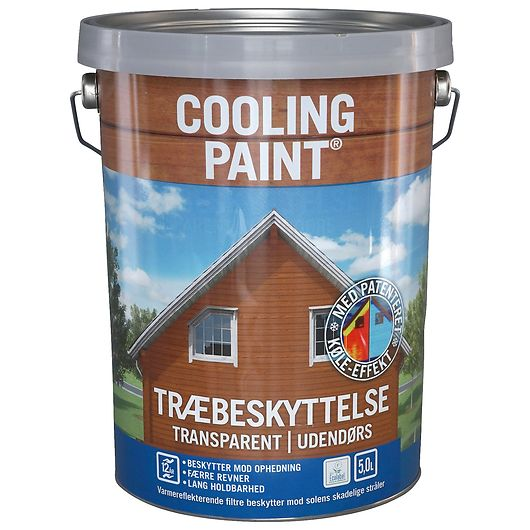 Coolingpaint transparent teak 5 L