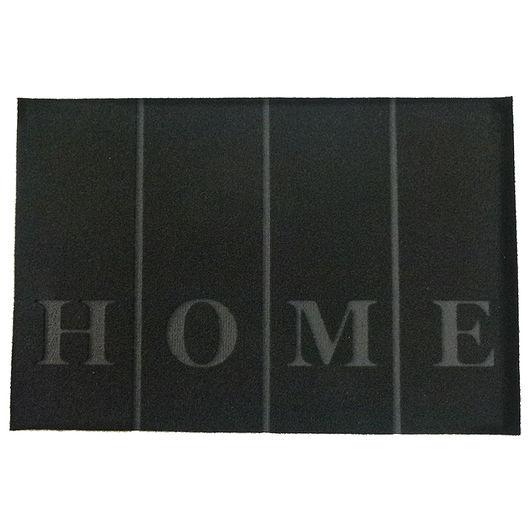 Smudsmåtte - 40 x 60 cm - Home antrazit grå