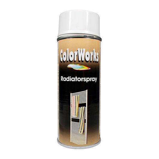 Motip radiatorspray hvid