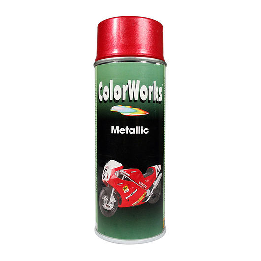 Motip - Metallic spray rød