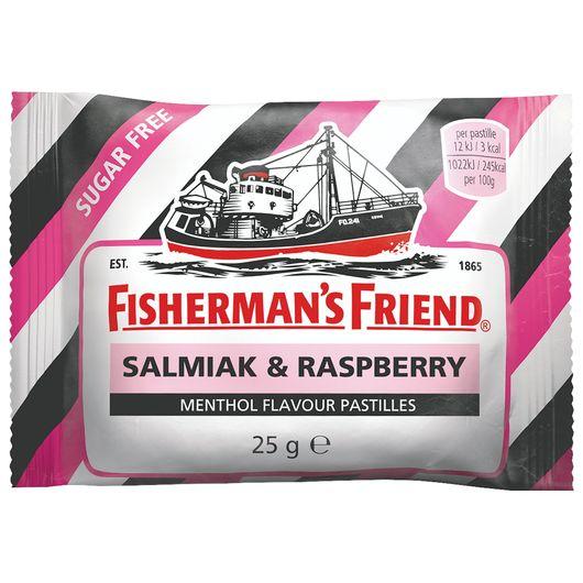 Fisherman's friends raspberry