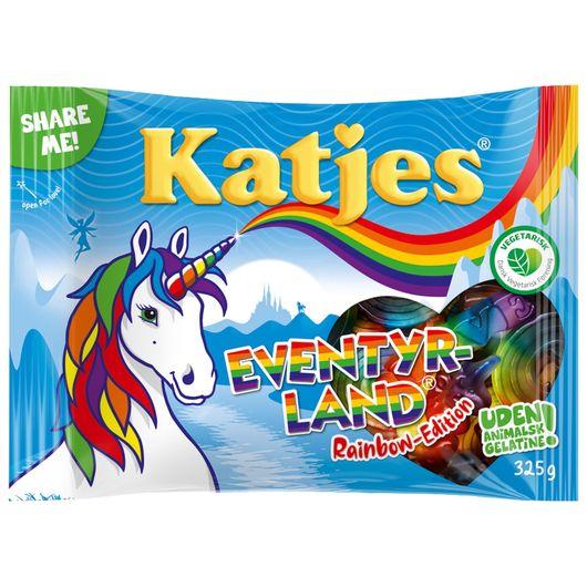Katjes eventyrland rainbow 325