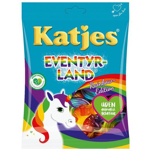 Katjes eventyrland rainbow 110