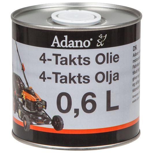 Motorolie - 4-takts 0,6 liter