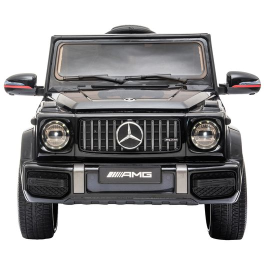 Mercedes - Elbil AMG G63 12V - sort