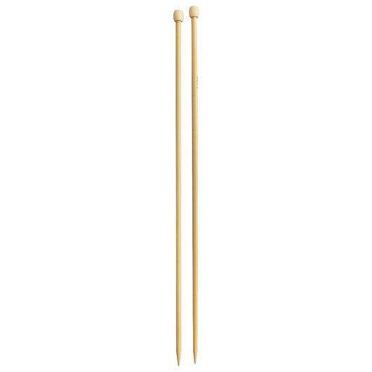 Strikkepind bambus 2 stk. 5,0 mm