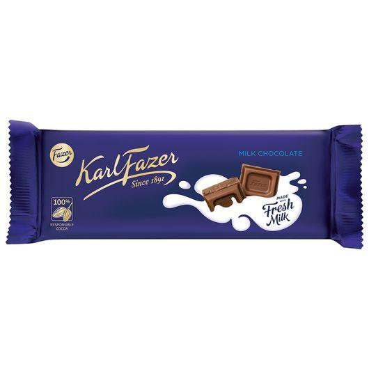 Mælkechokolade - 70 g