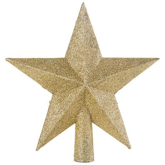 Nowel - Topstjerne 20 cm guld