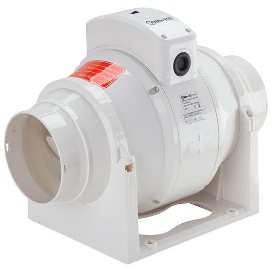Kanalventilator 2 trin Ø. 100 mm
