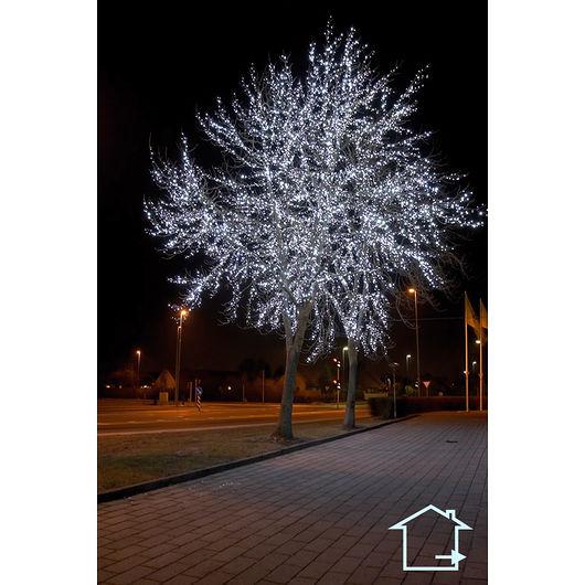 Nowel - PRO lyskæde 200 LED - hvid