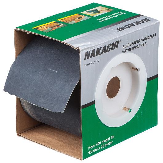 Nakachi slibepapir vandfast K400