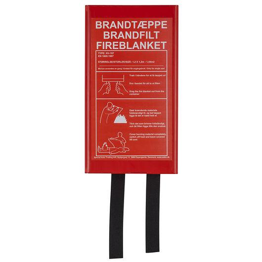 BRANFORD - Brandtæppe 120 x 120 cm