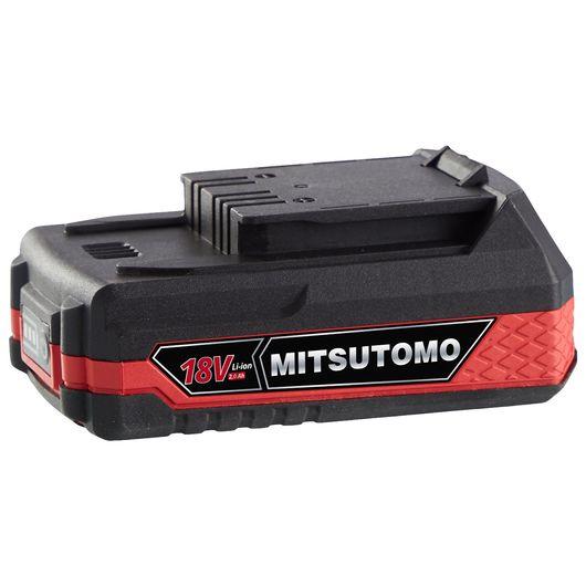 Mitsutomo - Batteri 18 V Li-ion 2,0 Ah