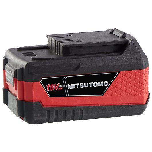 Mitsutomo - Batteri 18 V Li-ion 4,0 Ah