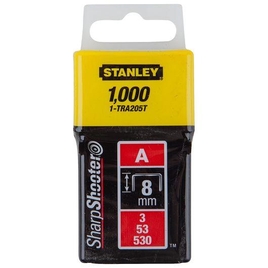 Stanley hæfteklammer 8 mm