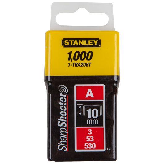 Stanley hæfteklammer 10 mm