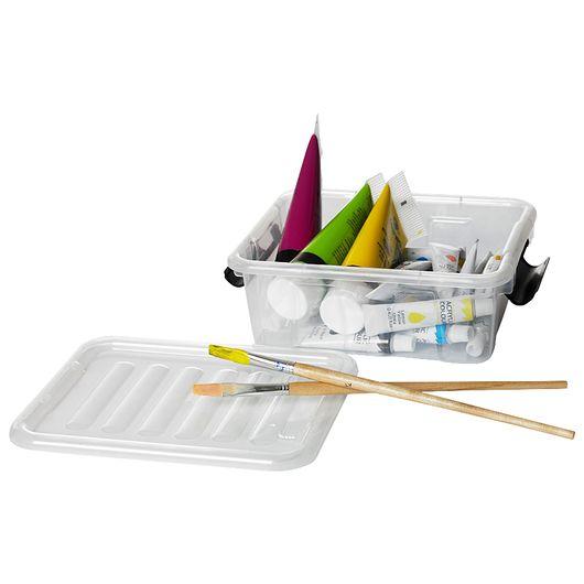Plast Team - Opbevaringsboks Home Box - 1,5 liter