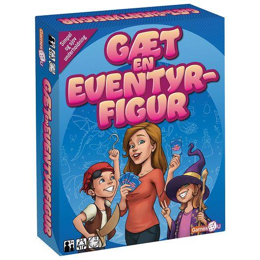 Spil - Gæt en eventyrfigur
