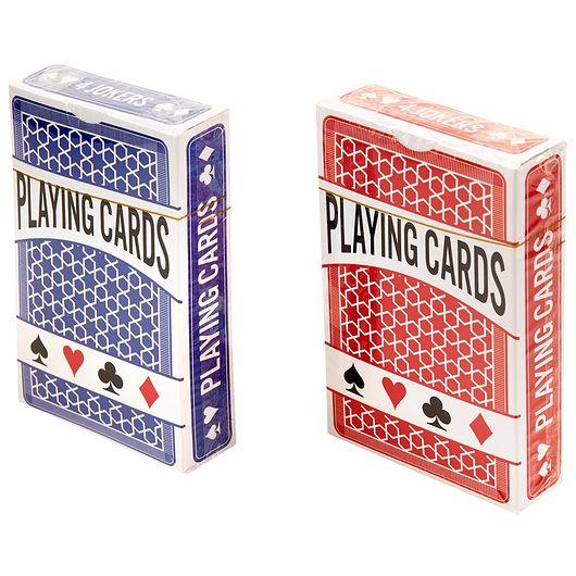 Spillekort 2-pak