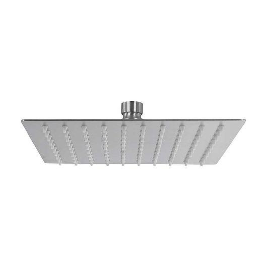 CARLSBAD - Topbruser firkantet - rustfrit stål