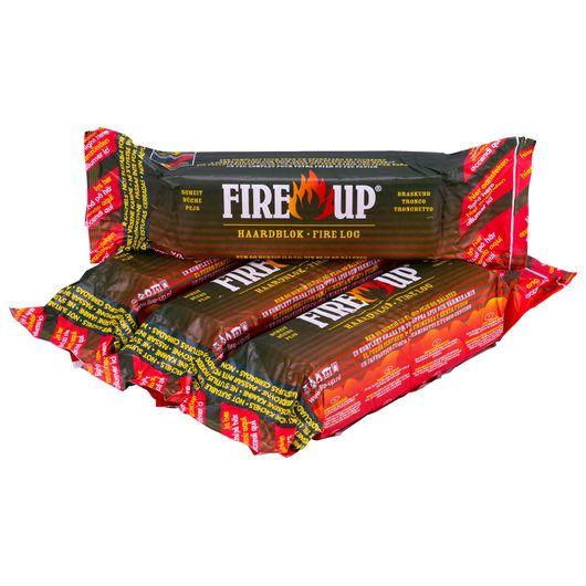 Fire-Up Haardblok 4-pak