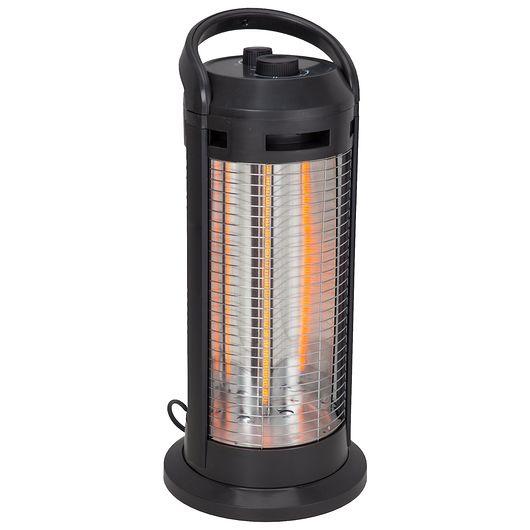Heatmax - Strålevarmer 1200 W infrarød