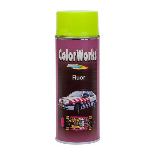Neon spray gul 400 ml