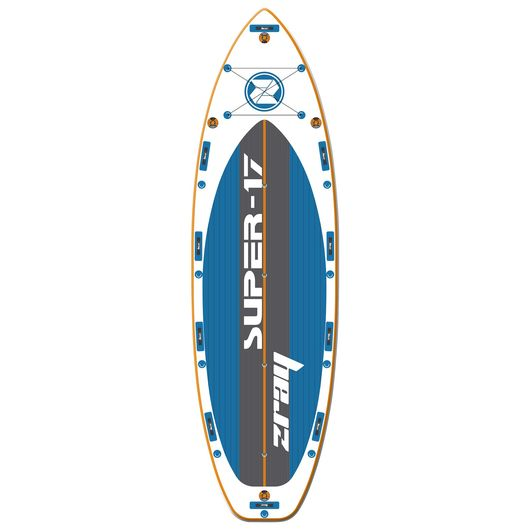 Stand Up Paddleboard - SUPER17 6-8 pers. 152x518cm