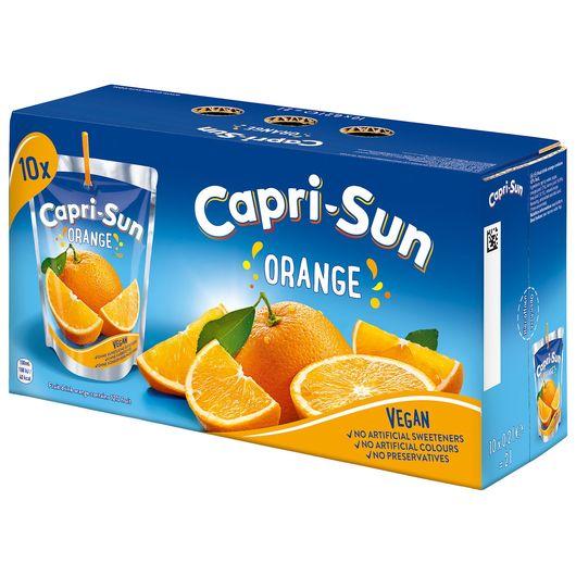 Capri-Son Orange 10-pak - 200 ml