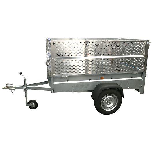 BRANFORD - Netgitter til trailer