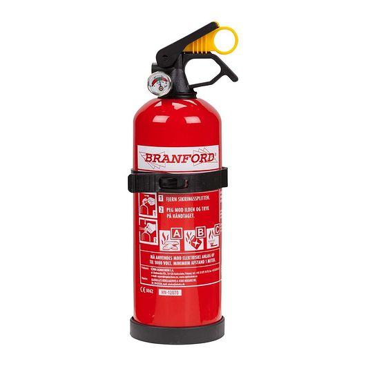 BRANFORD - Ildslukker 1 kg