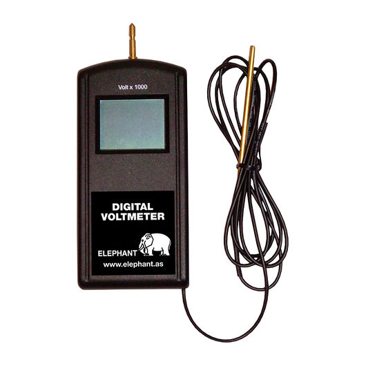 Elephant digital voltmeter