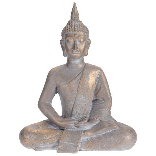 Buddha siddende - 62 cm