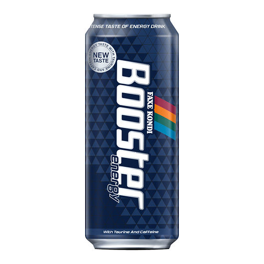 Booster Energy 50 cl