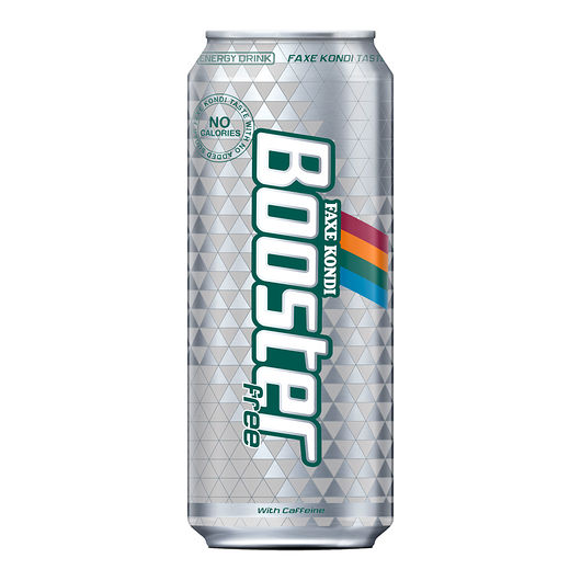 Booster Free 50 cl