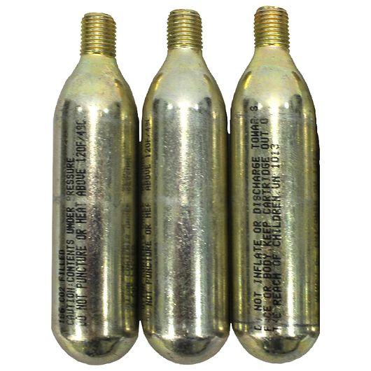 Busetto Pro - CO₂-patron til pumpe 25g 3-pak