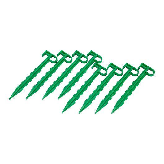 Adano - Pløkker 14 cm plast - 8-pak