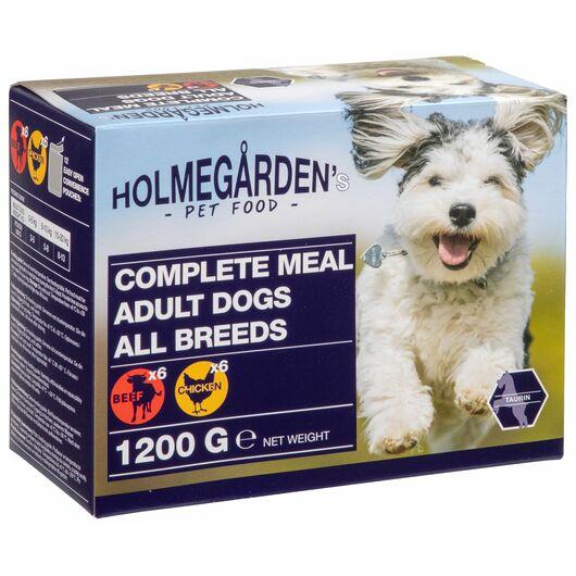 Menuboks hund 12 x 100 g