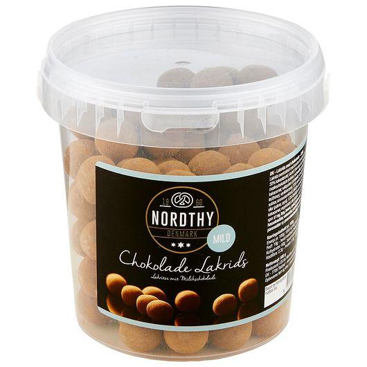 Lakridskugler mild - 500 g