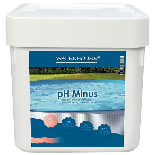 Waterhouse - pH Minus - 7,5 kg