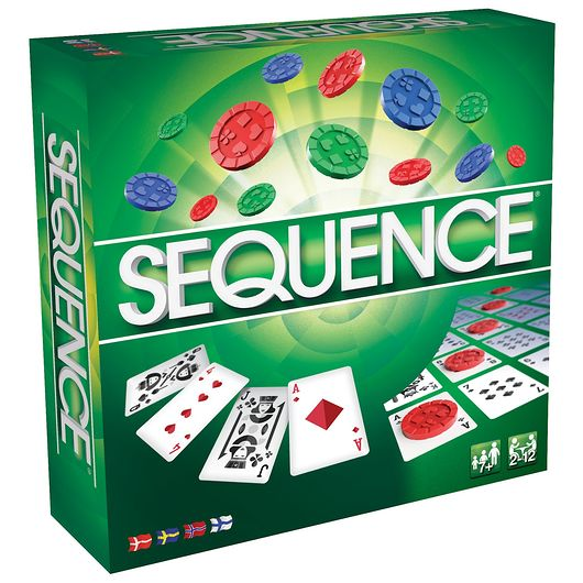 Spil - SEQUENCE