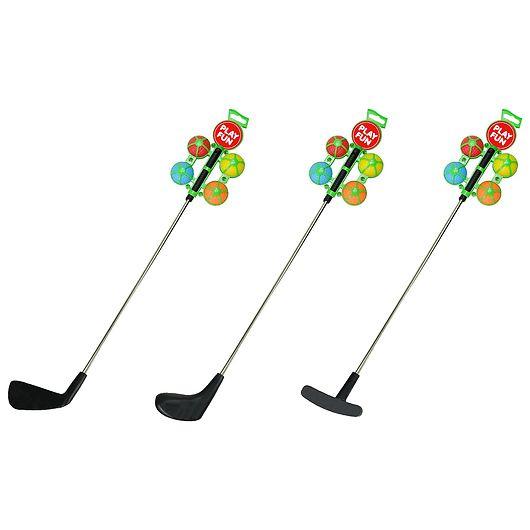 Golfkølle til barn - assorterede