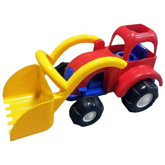 Sandlegetøj - traktor