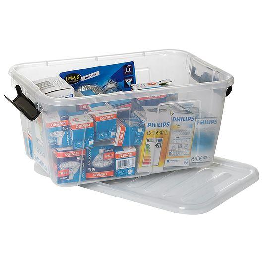 Plast Team - Opbevaringsboks Home Box - 8 liter